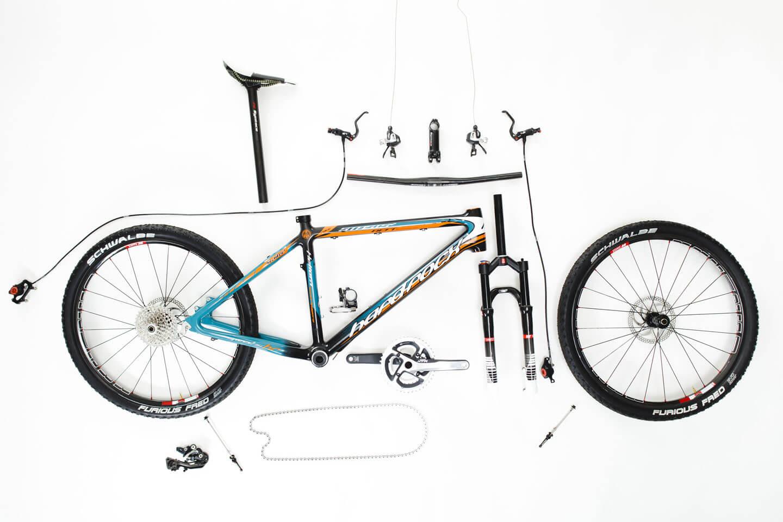 bike explode