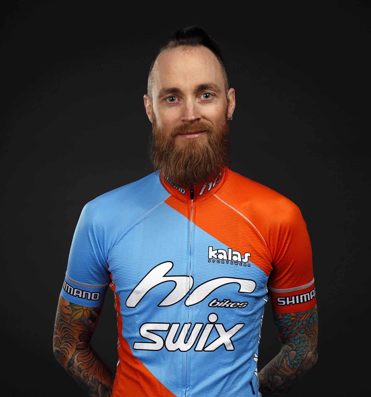 Morten Vaeng - Hard Rocx Swix Cycling Team