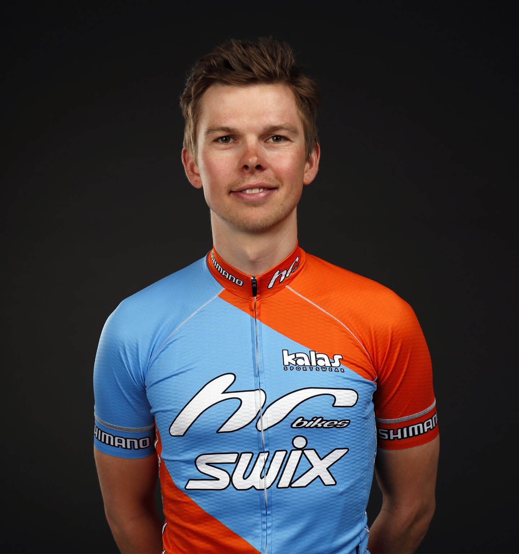 Fredrik Haraldseth - Hard Rocx Swix Cycling Team