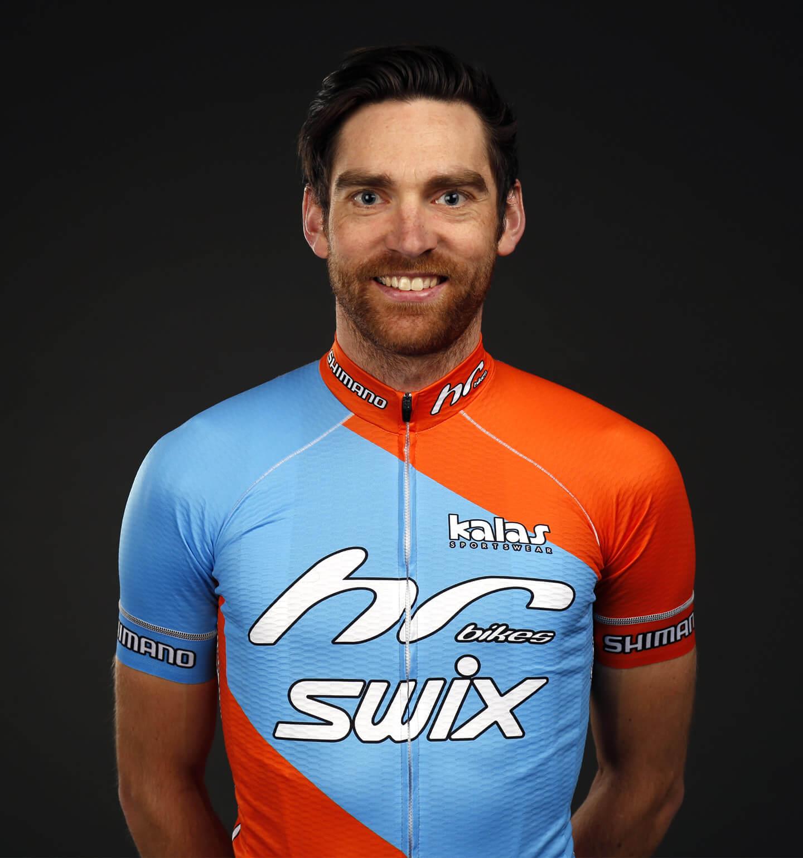 Vidar Mehl - Hard Rocx Swix Cycling Team
