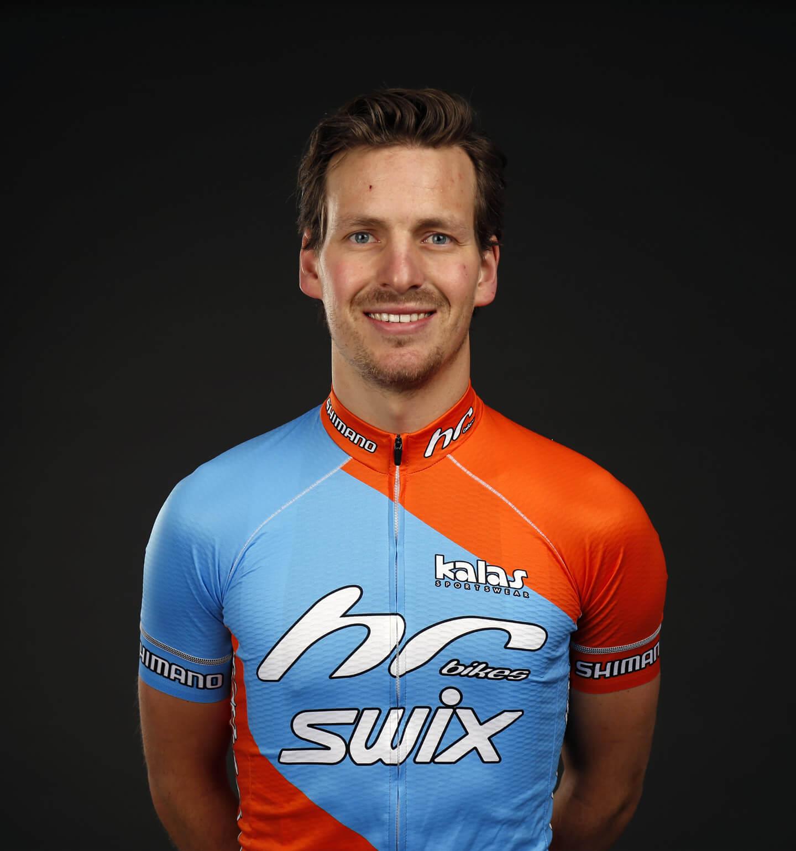 Thomas Engelsgjerd - Hard Rocx Swix Cycling Team