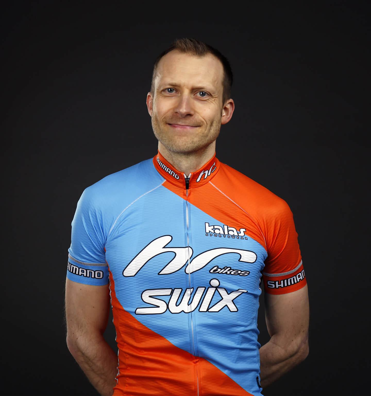 Fredrik Stephansen - Hard Rocx Swix Cycling Team