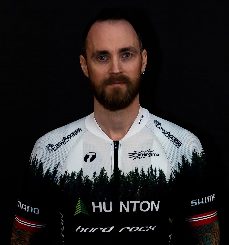 Morten Waeng - Hunton Hard Rocx Cycling Team