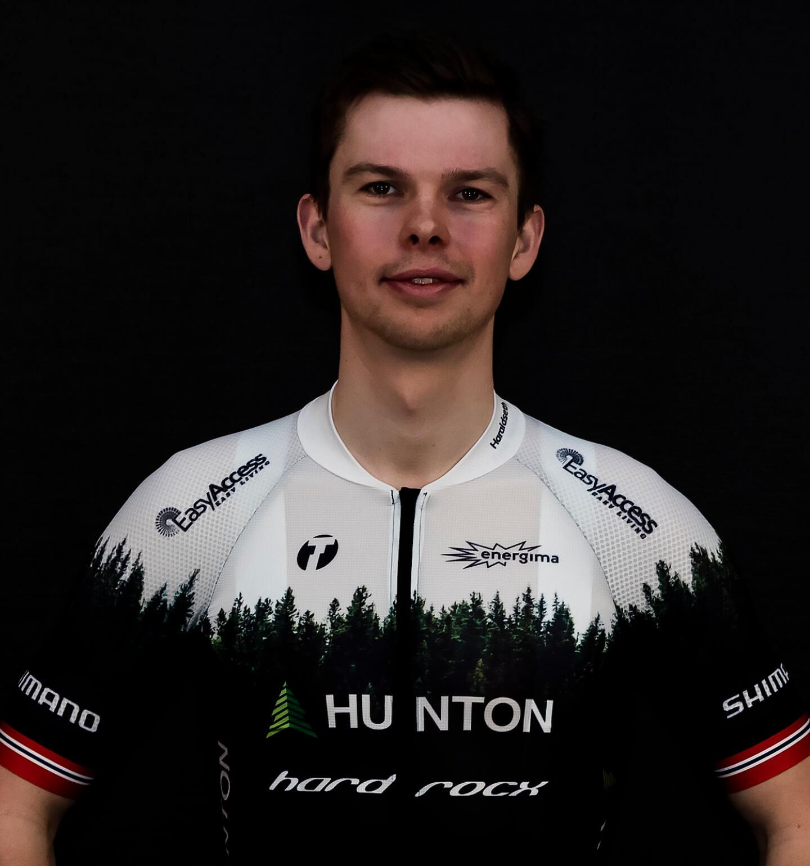 Fredrik Haraldseth - - Hunton Hard Rocx Cycling Team