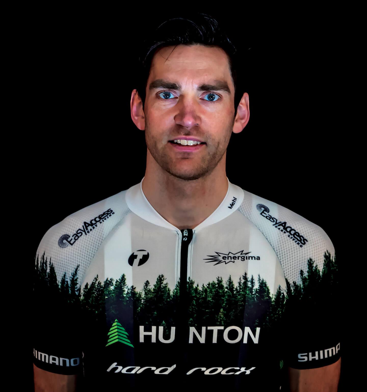 Vidar Mehl - Hunton Hard Rocx Cycling Team