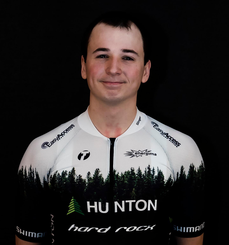 Gabriel Slinger - Hunton Hard Rocx Cycling Team