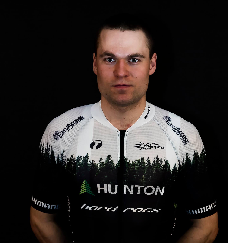 Emil Hasund Eid - Hunton Hard Rocx Cycling Team