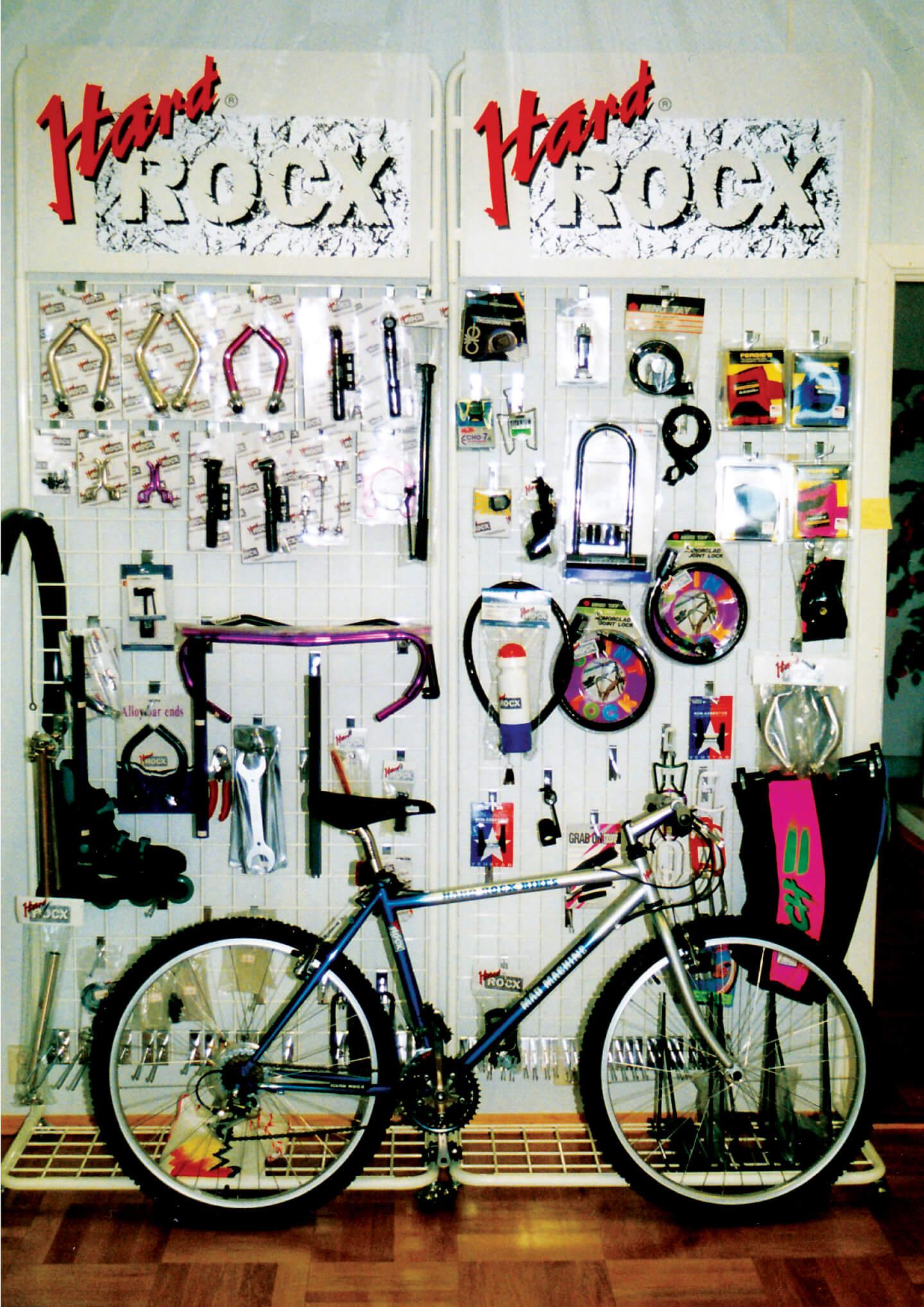 Hard Rocx Historie fra 1992