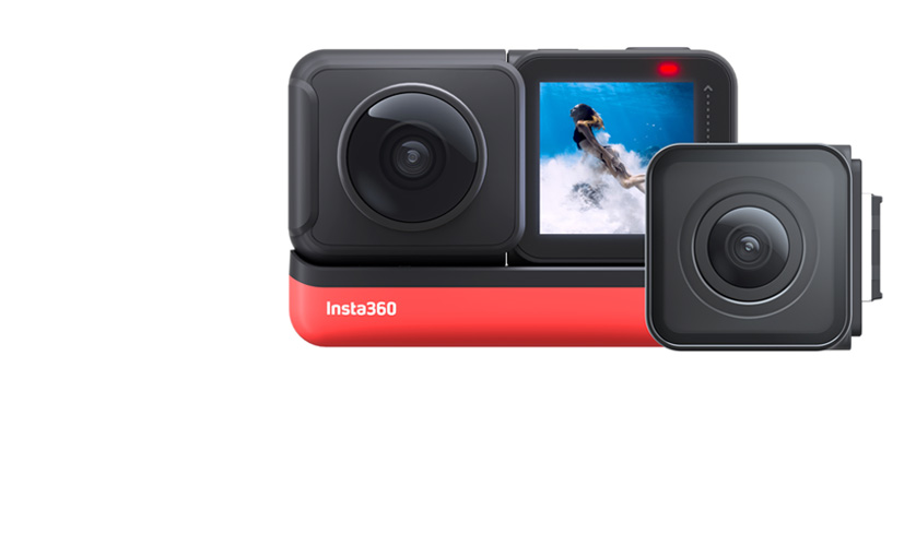 Insta360<br /> ONE R - Twin Edition