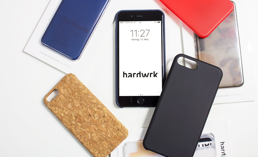 hardwrk Cases für<br /> iPhone 7 und iPhone 8