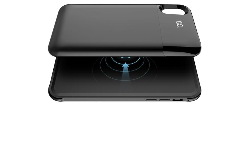 hardwrk Magnetic Battery Case