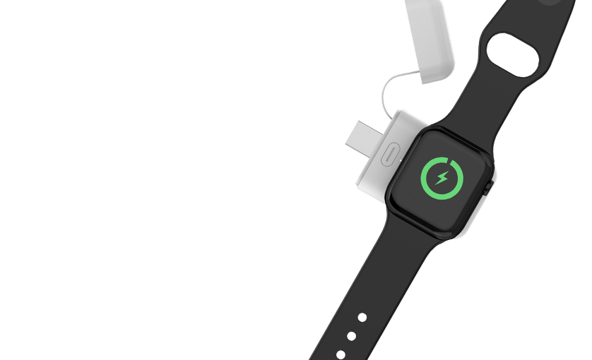 hardwrk Charging Bank<br /> für Apple Watch