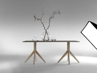 Ramo X för Lundbergs Möbler