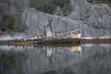 Höstbild Bohuslän