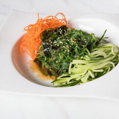 Wafu Seaweed Salad