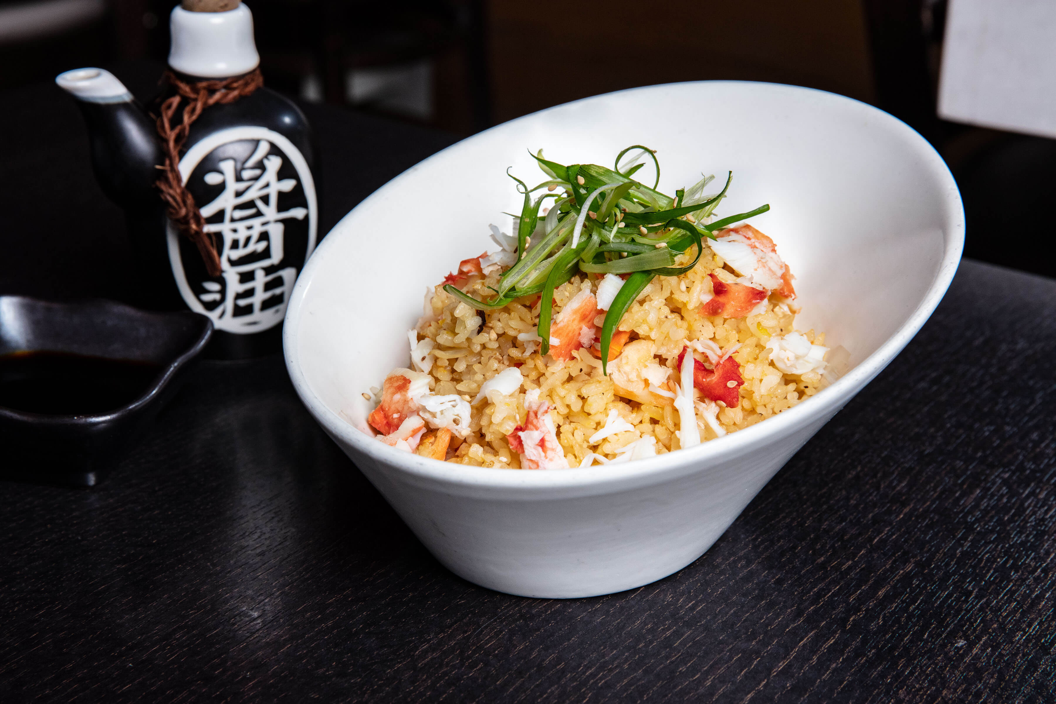 King Crab Fried Rice