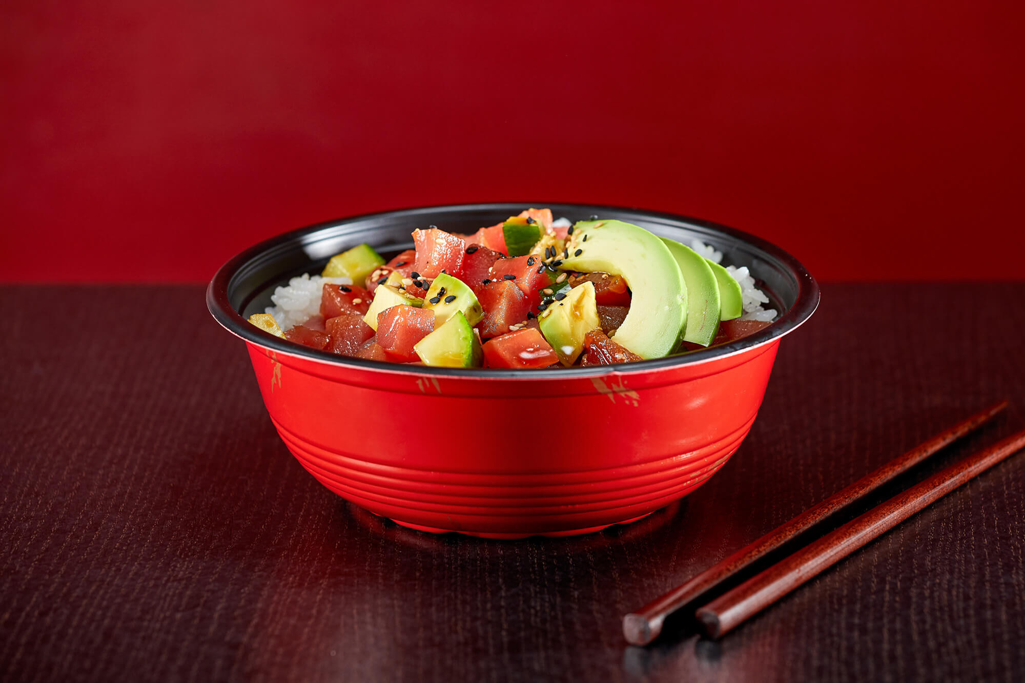 SPICY TUNA POKE