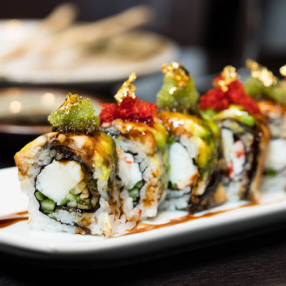 Dragon King Roll