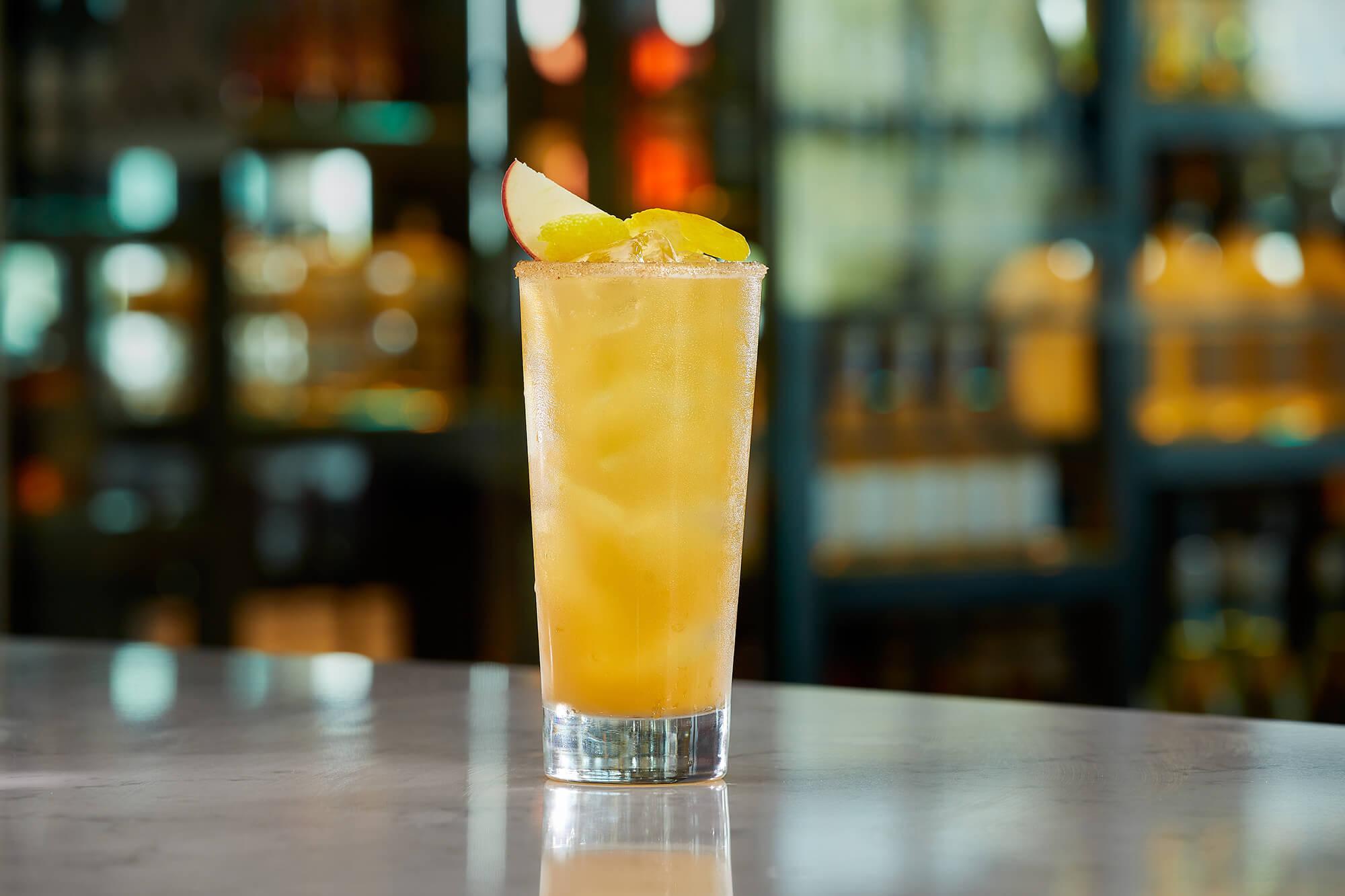 HARU Aki Apple Delight drink