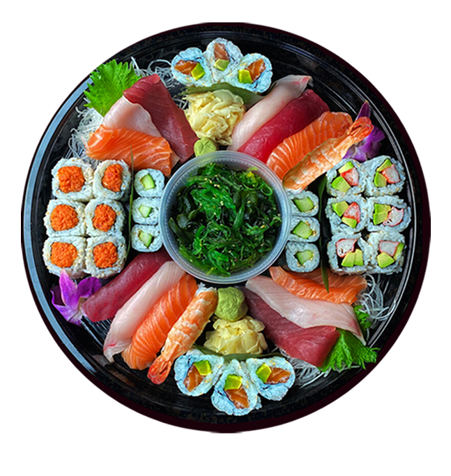 Uptown Sushi Platter