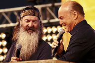 Interview with Phil Robertson of A&E's Duck Dynasty