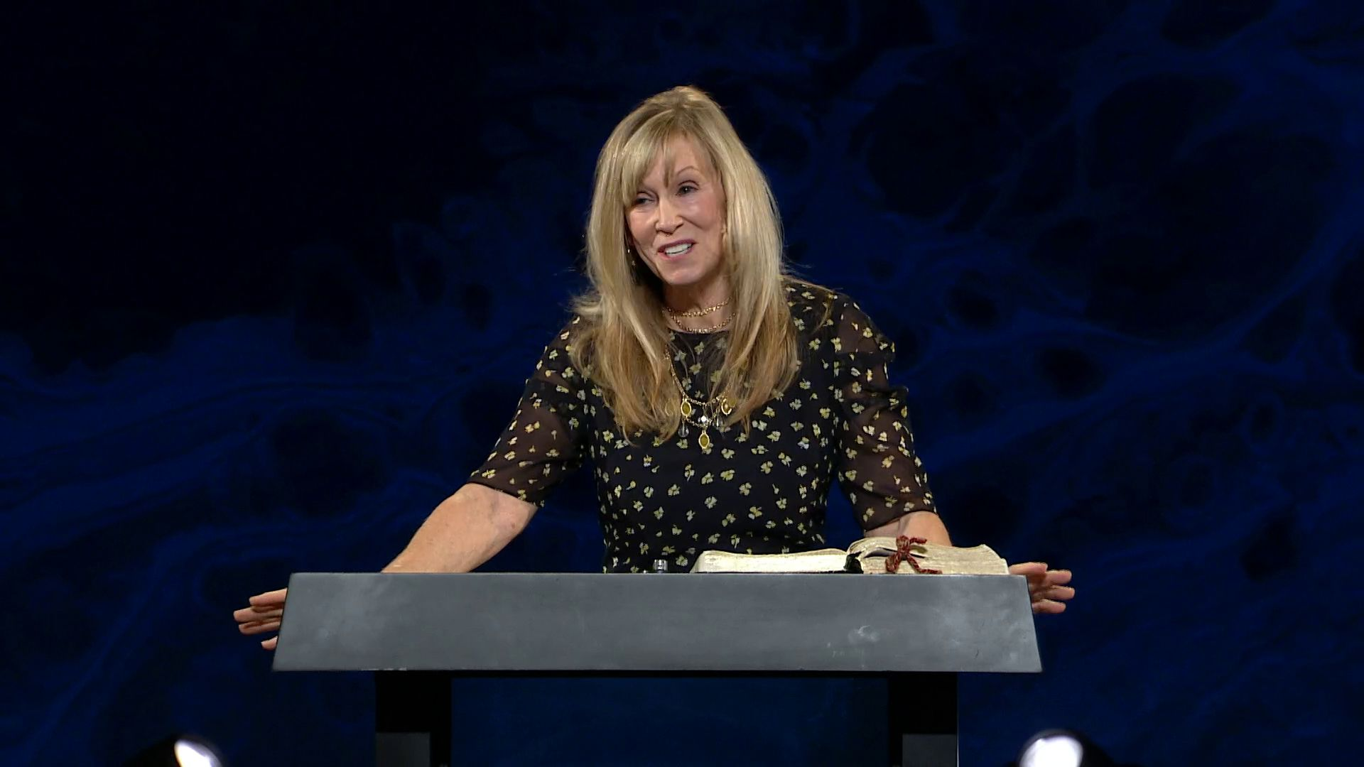 Virtue's Relentless Grace session 11 with Sue Mills