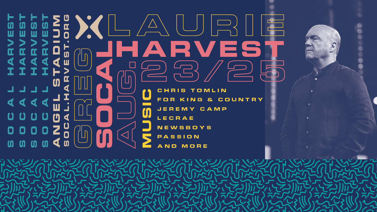 2019 SoCal Harvest with Greg Laurie