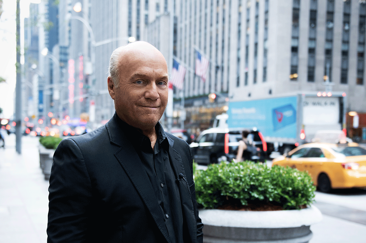 Greg Laurie from Harvest in New York City