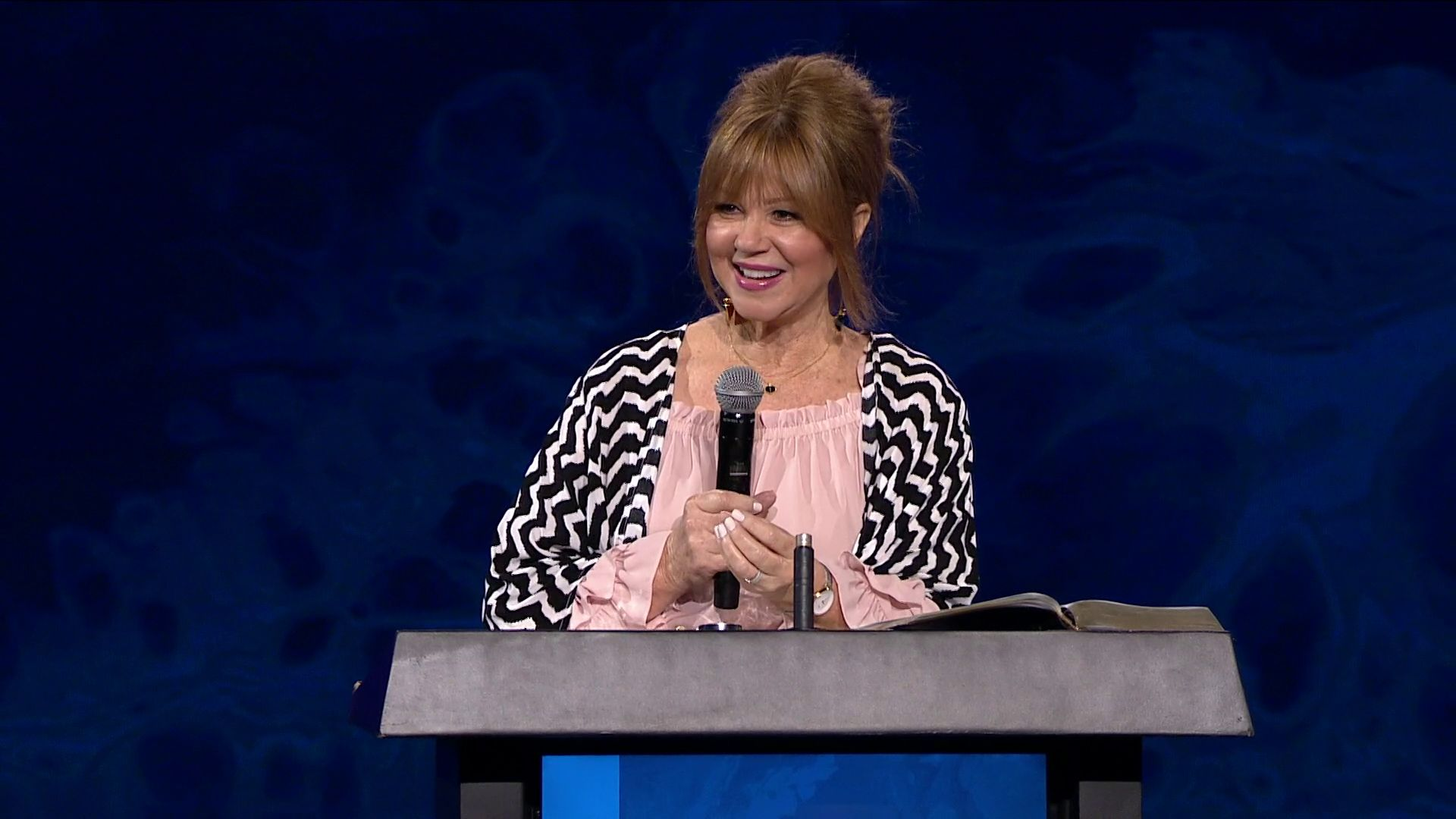 """Christi Robillard shares a message from Romans 14 in our """"Relentless Grace"""" series at Harvest Christian Fellowship."""