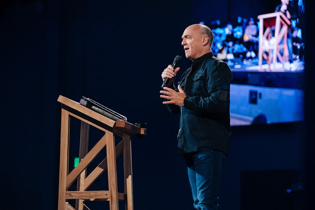 """Greg Laurie shares a message from Romans 12 in our """"Jonah GO!"""" series at Harvest Christian Fellowship titled, """"The Prodigal Prophet"""""""