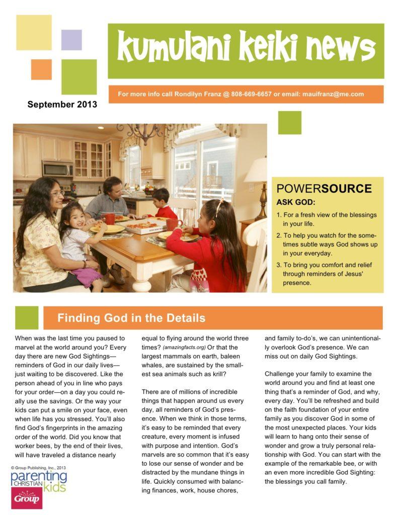 Sep13 newsletter 1