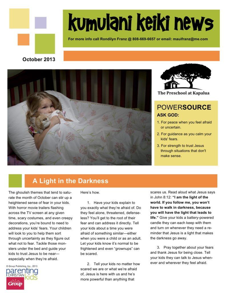 Oct13 newsletter 1