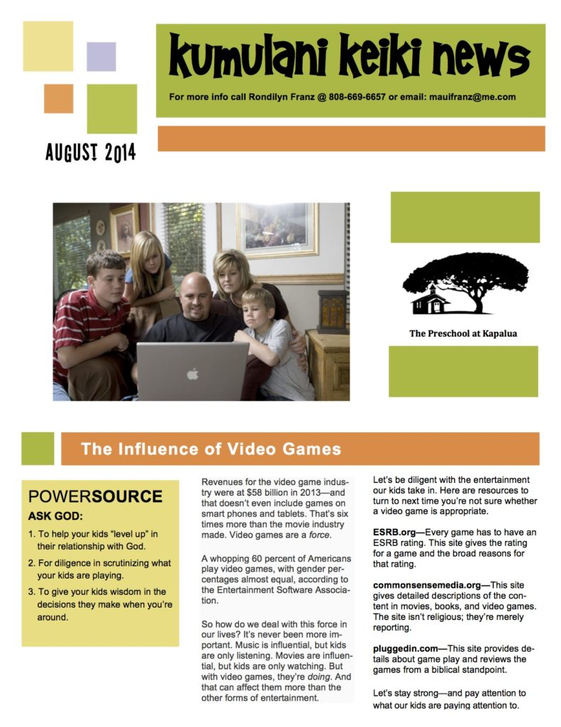 Aug14 newsletter1