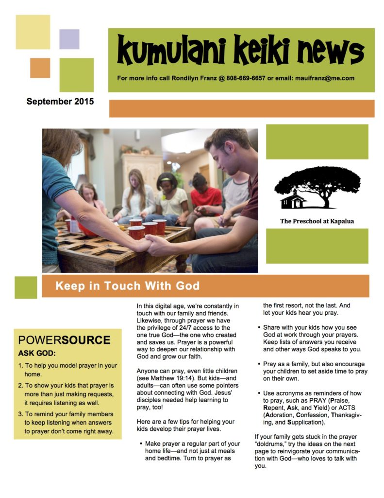 Sep15 newsletter p1