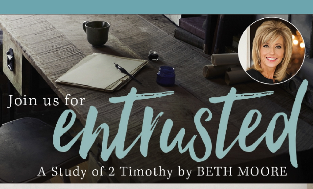 Entrusted: A Study of 2nd Timothy