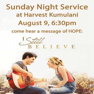 Sunday Night Church Service