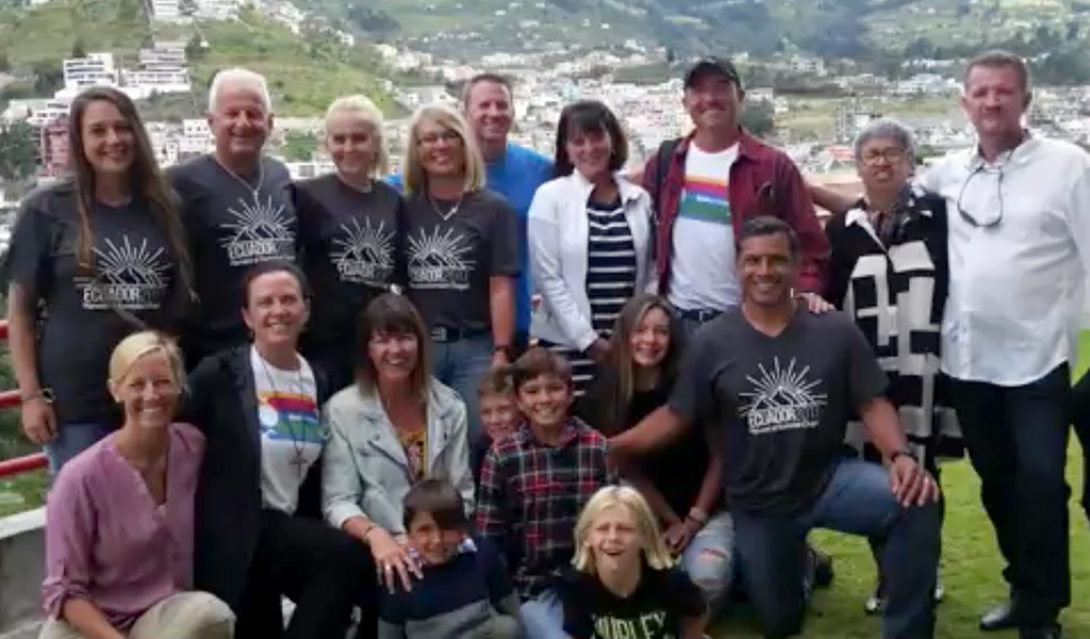 Ecuador Summer Mission Trip 2017
