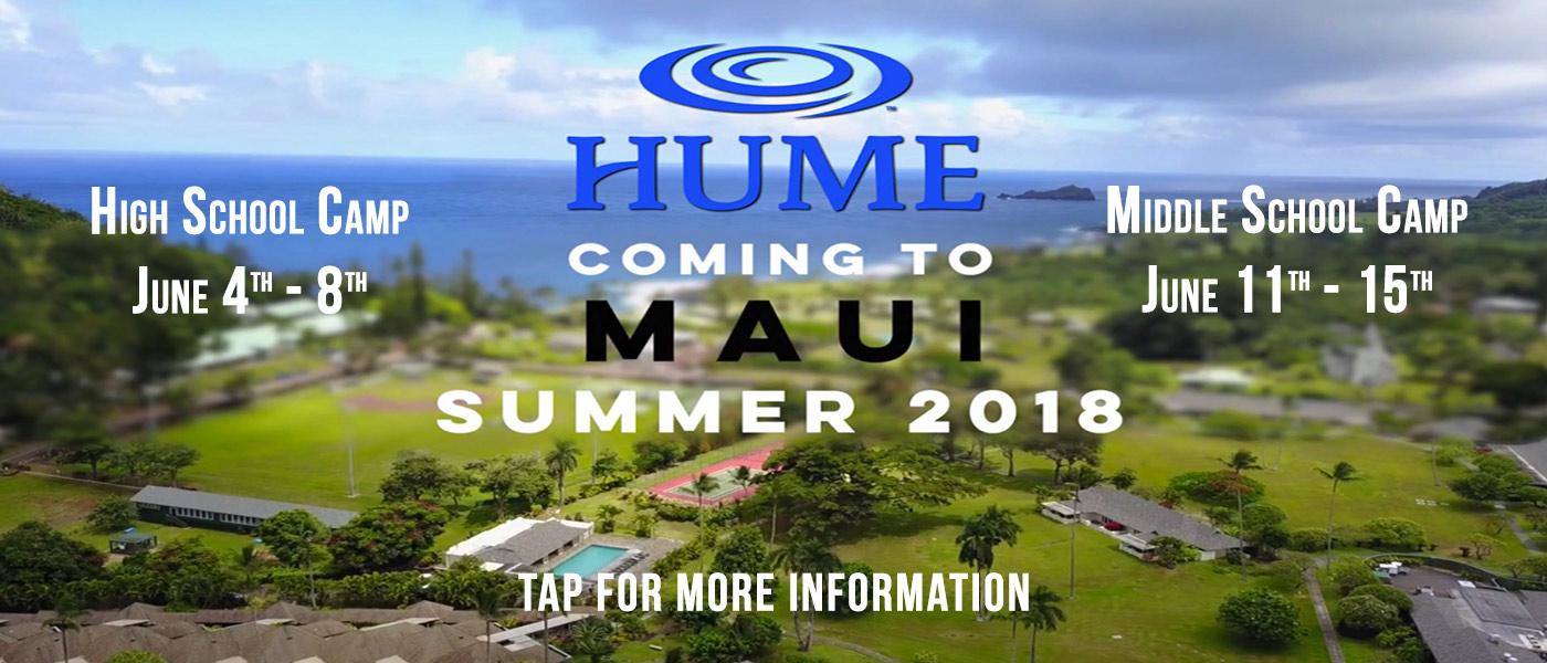 Hume Maui 2018