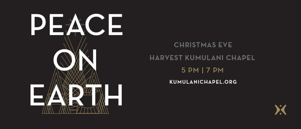 Christmas Eve Candlelight Services 2018