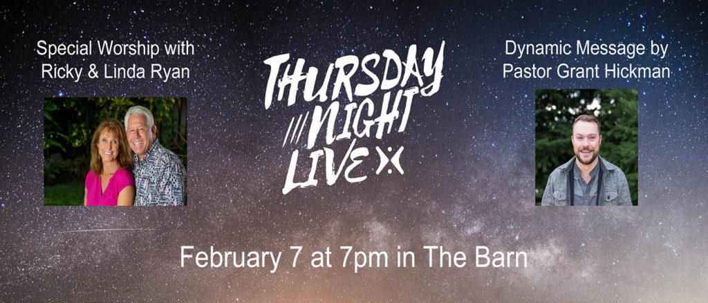 Thursday Night Live 2-7-19