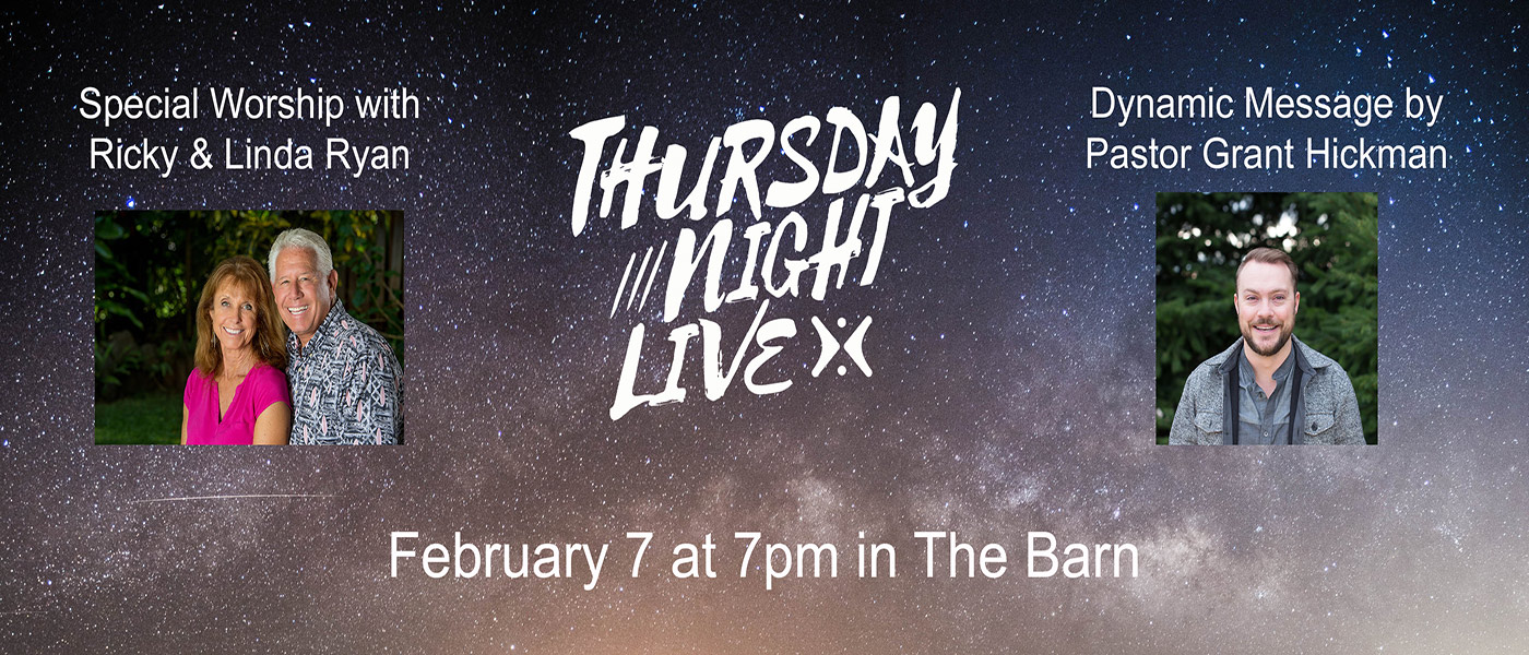 Thursday Night Live 2-7-19