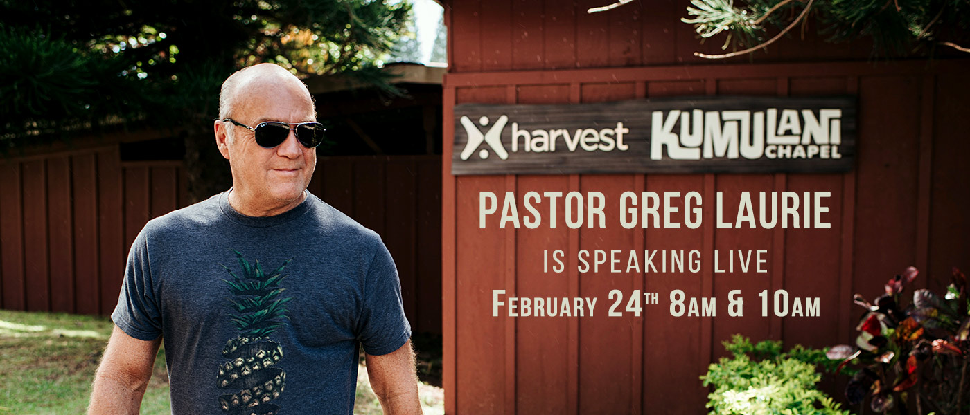 Pastor Greg Speaking Live 2-24-19