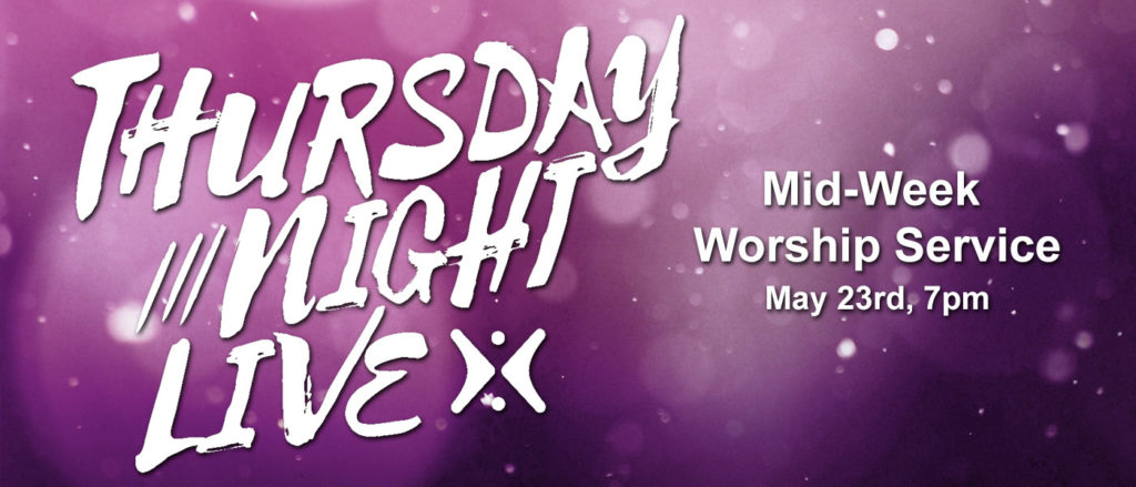Thursday Night Live! 5-23-19