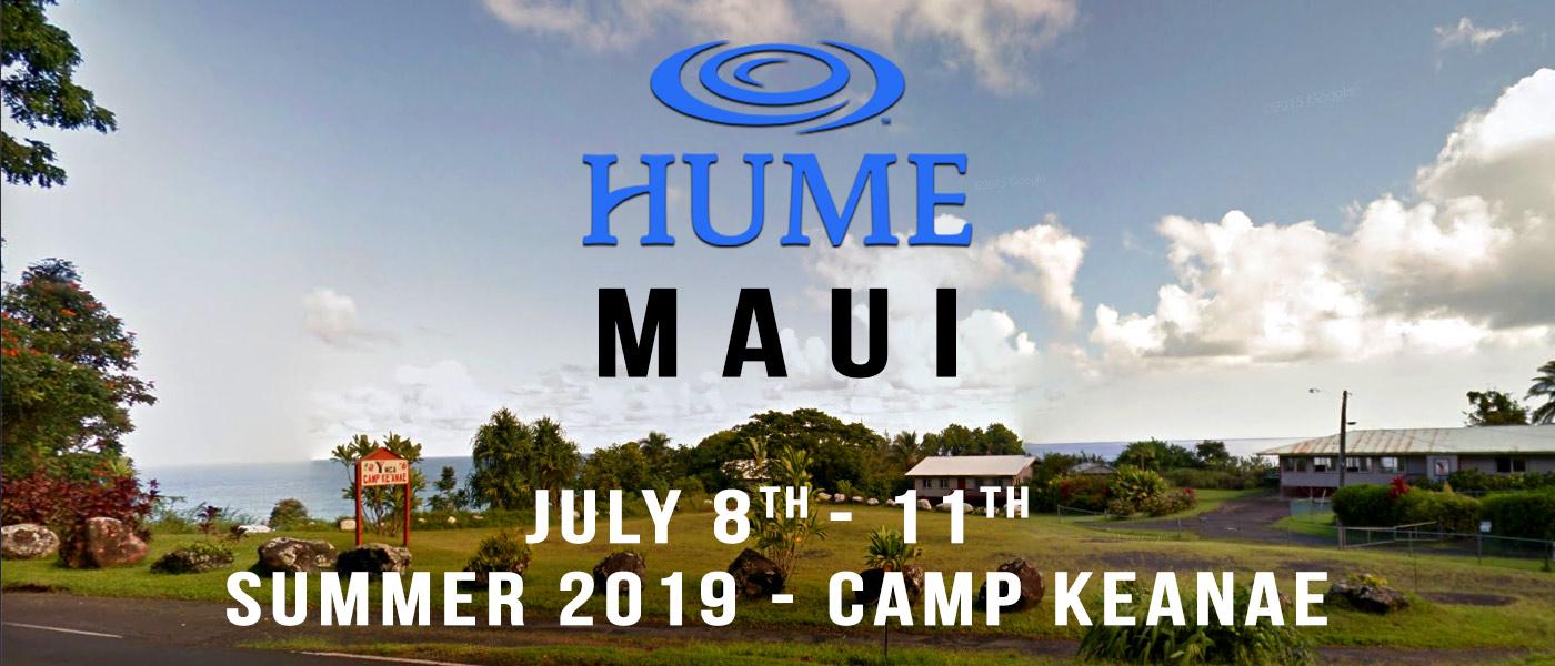 Hume Maui 2019