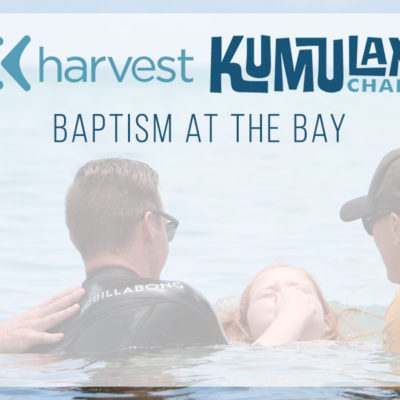 Baptism at the Bay