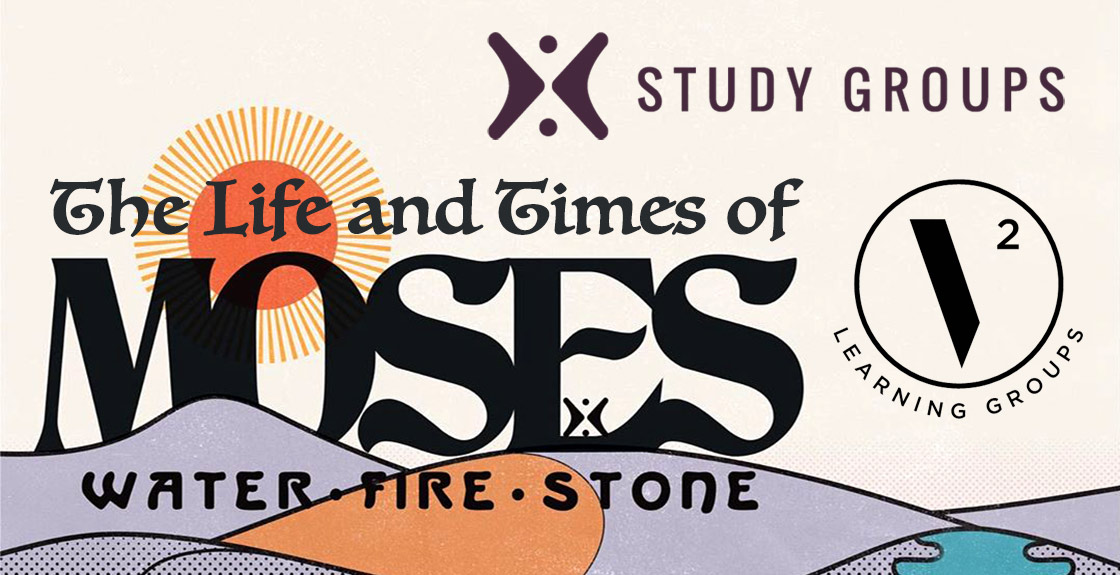 V2 - Water Fire Stone: The Life and Times of Moses