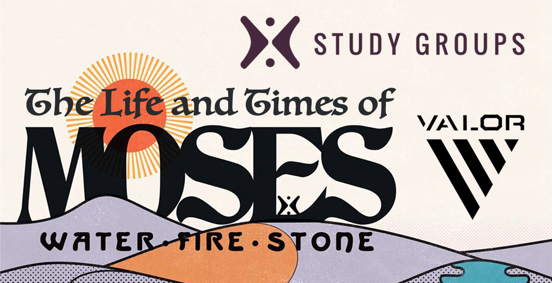 Valor - Water Fire Stone: The Life and Times of Moses