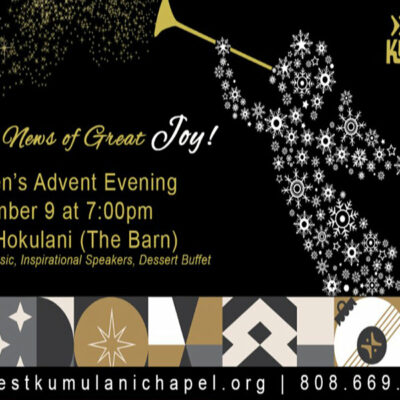 Womens Advent Evening