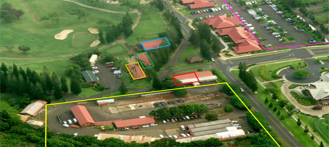 Parking and Directions for Harvest at Kumulani Chapel