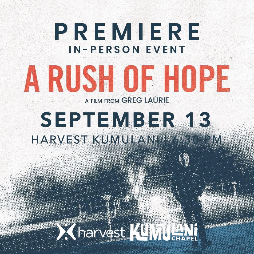 A Rush of Hope